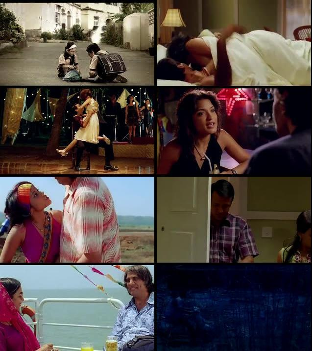Honeymoon Travels Pvt. Ltd 2007 Hindi 480p DVDRip