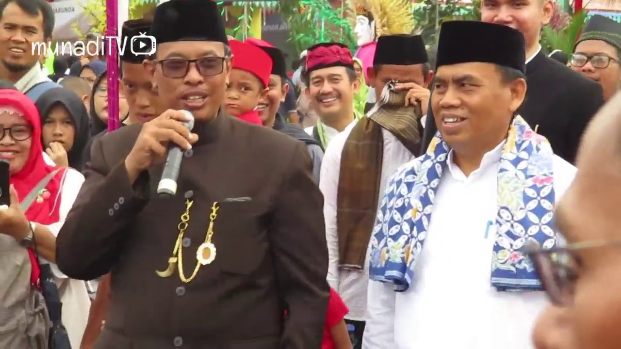 Palang Pintu di Acara Lebaran Betawi 2019 Monas
