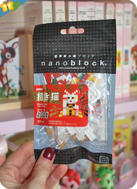 Maneki Neko en nanoblock