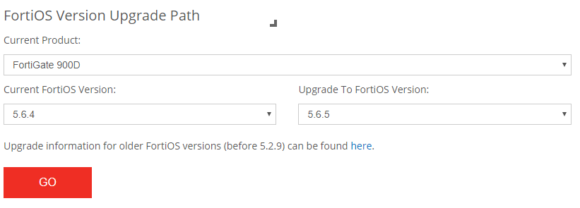 How to: Fortigate Firmware Upgrade