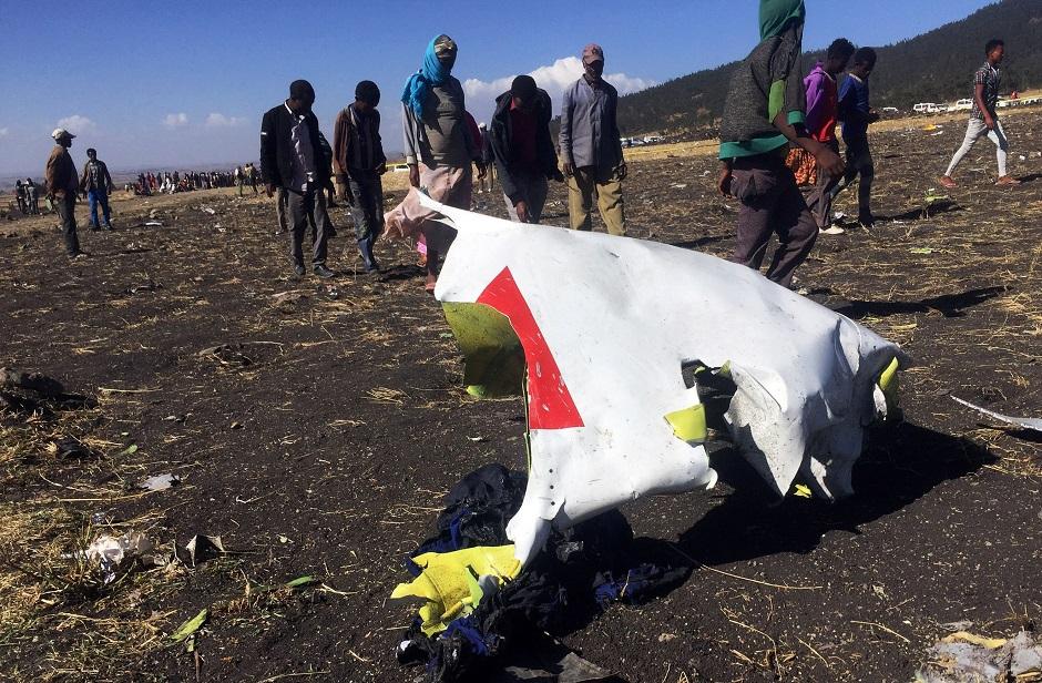 فاجعة الطائرة الإثيوبية .. مغربيان ضمن ضحايا الكارثة الجوية