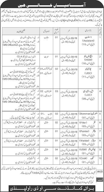 pak-army-civilian-jobs-2020
