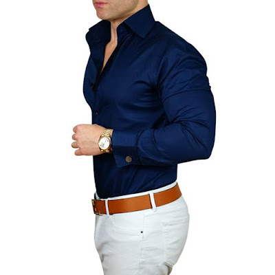 Camisa Slim Fit Ica