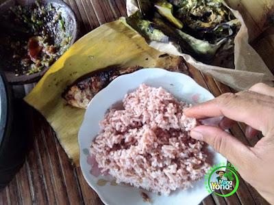 Manfaat Nasi Merah Untuk Kesehatan.