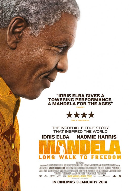 Mandela: Long Walk To Freedom Movie Film Sinopsis