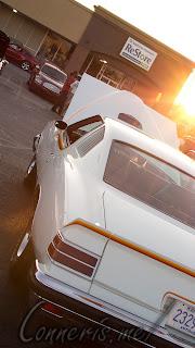 Pontiac Le Mans Sport Coupe Can Am Character Line