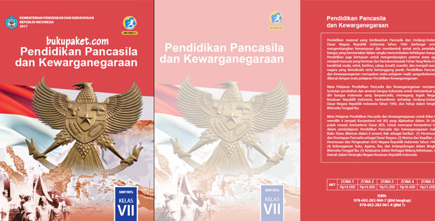 Download Materi PKn Kelas 7 Kurikulum 2013 Revisi 2017
