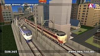 A Train 6 - PS2