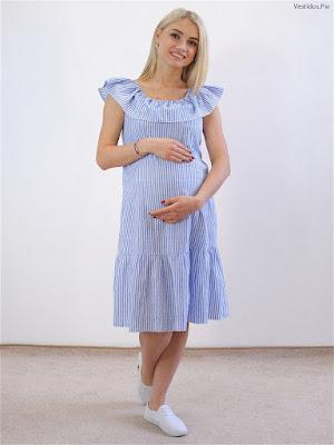 Vestidos para Embarazadas Modernos