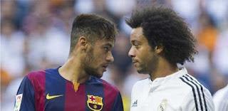 Neymar  -  Cristiano - marcelo