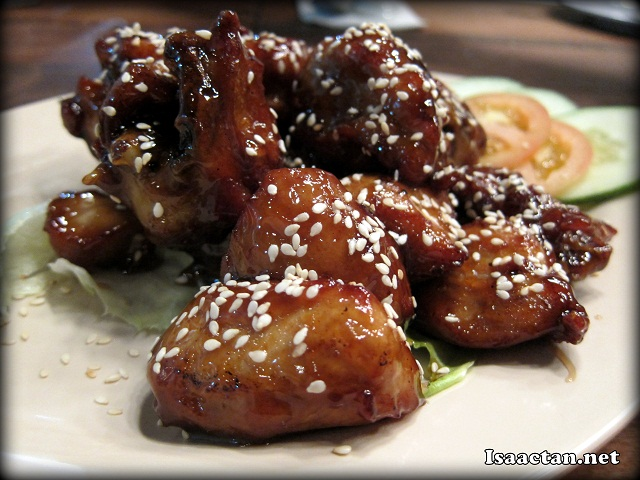 Honey Chicken - RM11.90