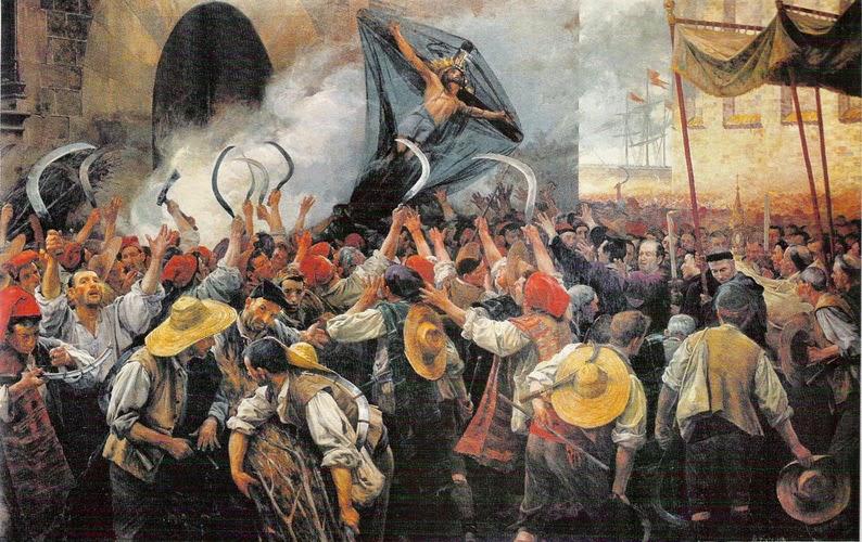 Groeten Uit Barcelona De Bloedige Corpus Christi Van 1640