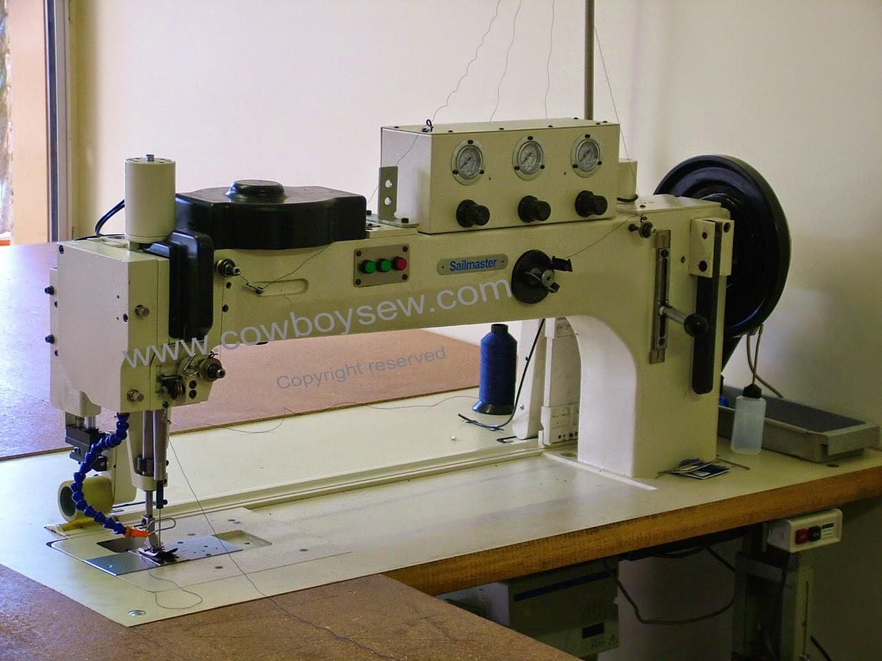 Heavy Duty Air Mattress >> Heavy duty industrial sewing machines: Adler 366 type long ...