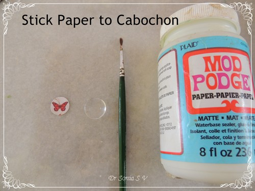 Glass Cabochon Tutorial
