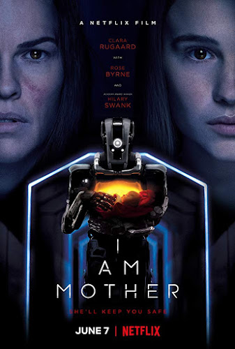 I Am Mother (Web-DL 720p Dual Latino / Ingles) (2019)