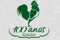 Promoção Gallo 100 Anos: Compre e Ganhe!