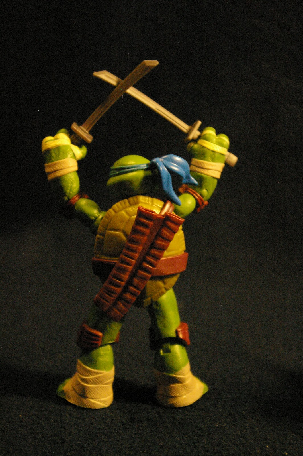 Action Figure Adventures: Teenage Mutant Ninja Turtles ...