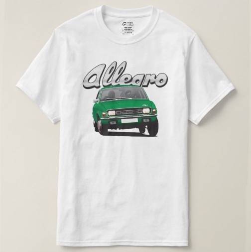 Austin Allegro customizible t-shirt green