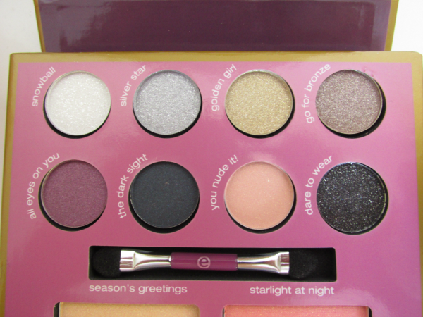 essence  Party Look Make-up Box eyeshadows