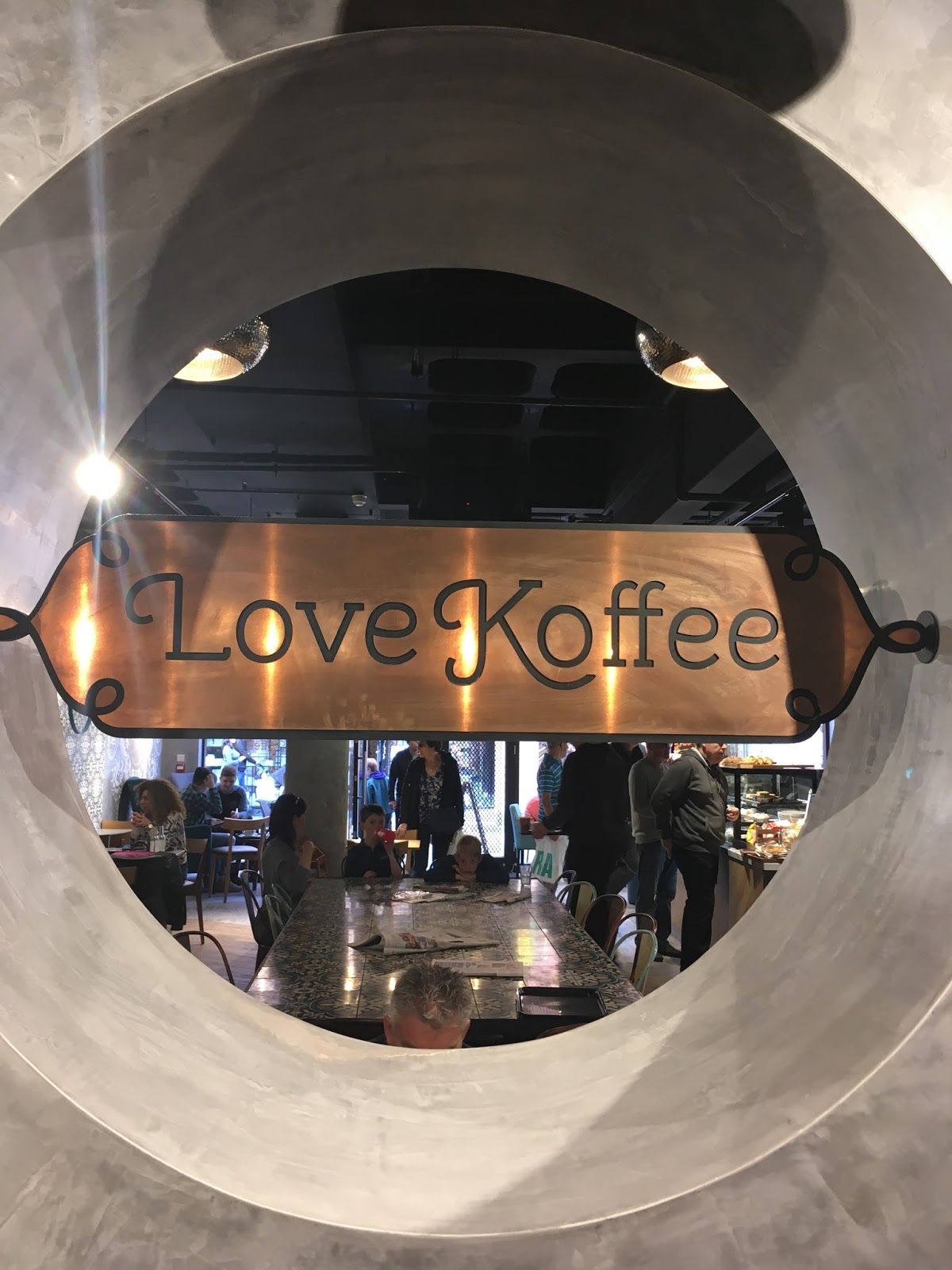 Love Coffee