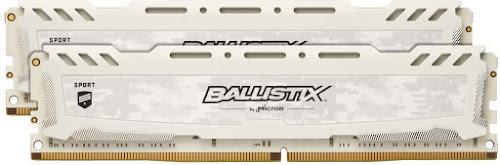 Ballistix Sport LT 2x16GB DDR4 2400
