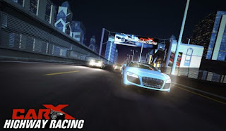 CarX Highway Racing v1.38 (Mod Money) - Android Games