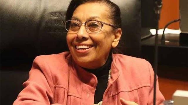 Falleció la senadora Angélica García Arrieta