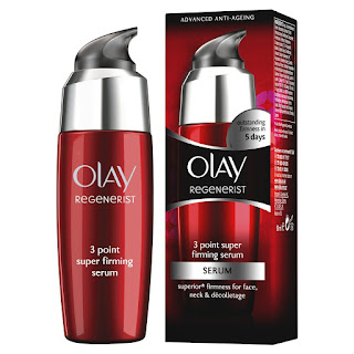 Special Price £15.49 Olay Regenerist Anti Ageing 3 Point Super Firming Serum, 50 ml