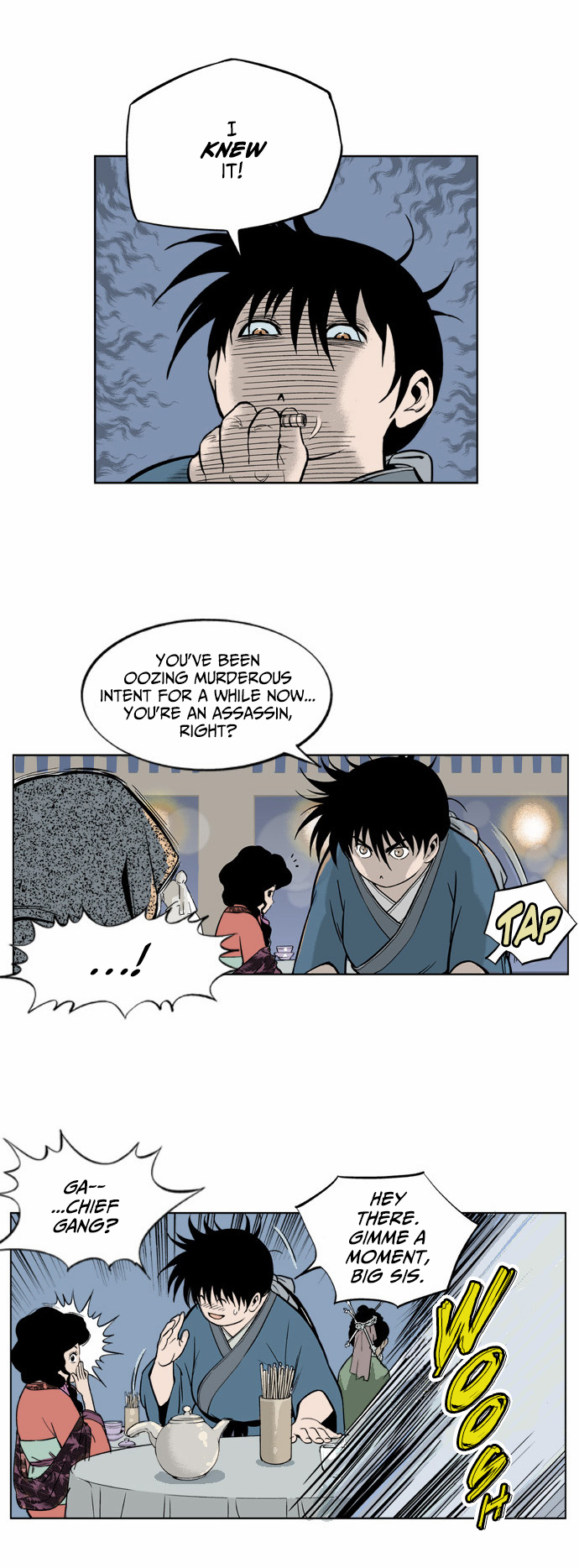 Gosu (The Master) - Chapter 3