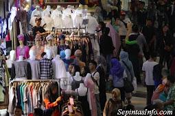 Update Situasi Jakarta Saat Ini : Ricuh Pendemo Meluas, Pasar Tanah Abang Tutup