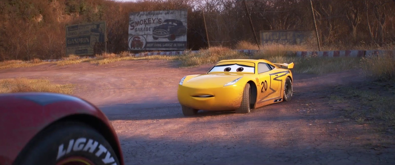 Cars 3 Japanese Trailer Features Exciting New Footage