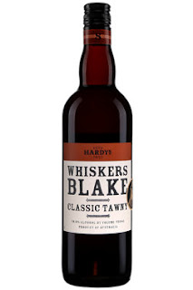 Hardy's Whiskers Blake Classic Tawny Port, a highly rated bargain and special drink for New Year's Eve!