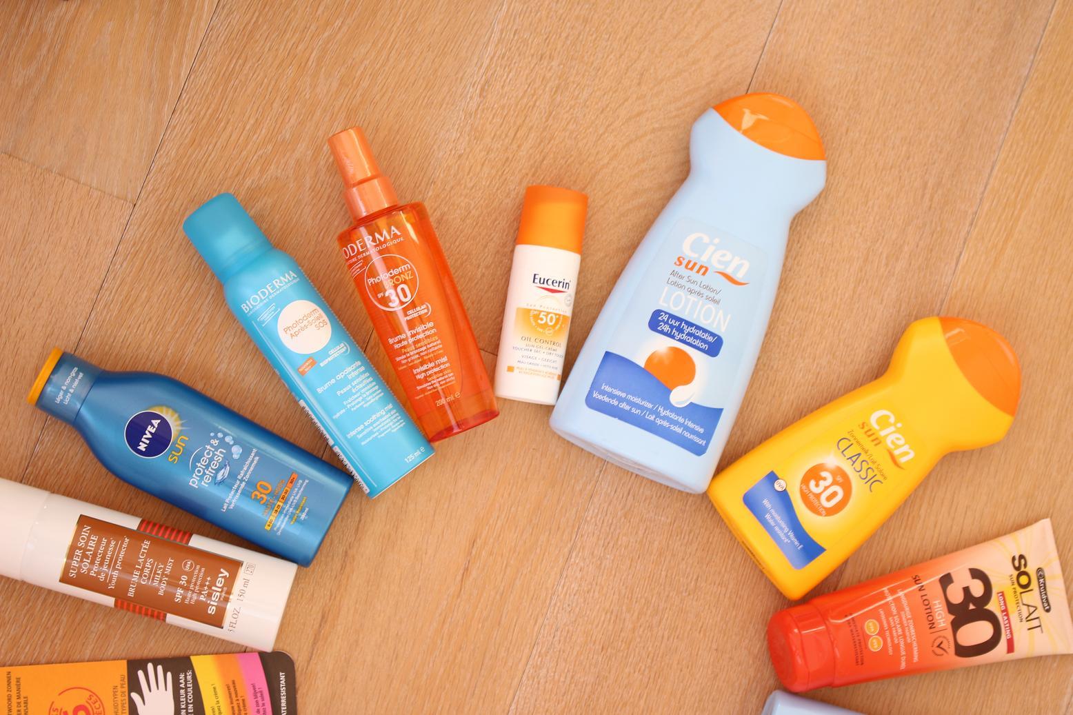 cien sunscreen review