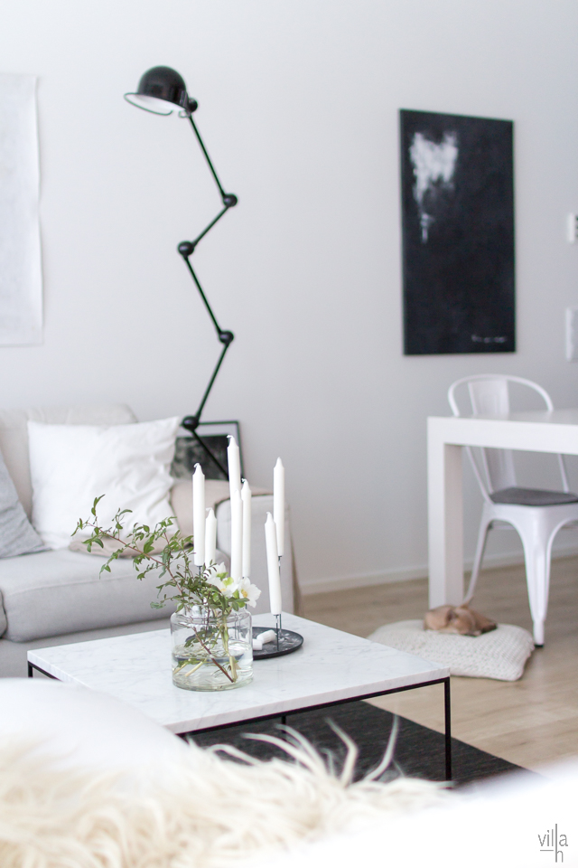 interior, olohuone, sisustus, hay tray table, marmori