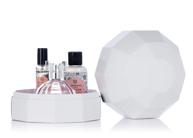 Japanese Cherry Blossom Igloo_The Body Shop