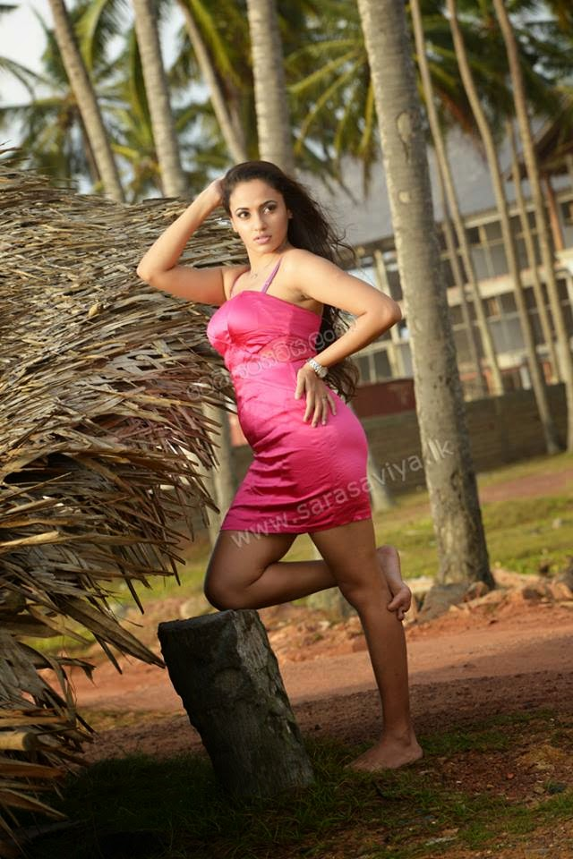 SRI LANKAN TASTE Fashion Magazine: Vinu Udani Siriwardana