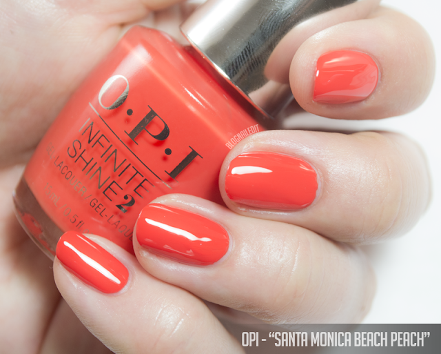 OPI - Santa Monica Beach Peach