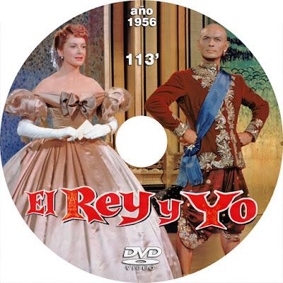 El Rey y yo - [1956]