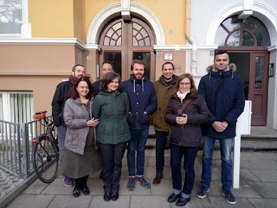 Τα Εκπαιδευτήρια ΠΛΑΤΩΝ συνεργάζονται με το Πανεπιστήμιο Leibniz του Αννόβερο στο πλαίσιο προγράμματος Erasmus+