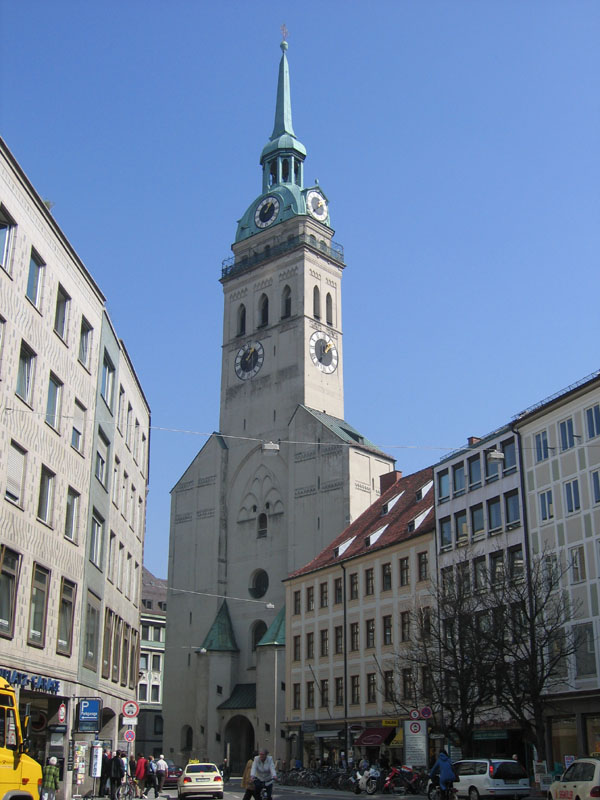 St. PeterKirche - Munique