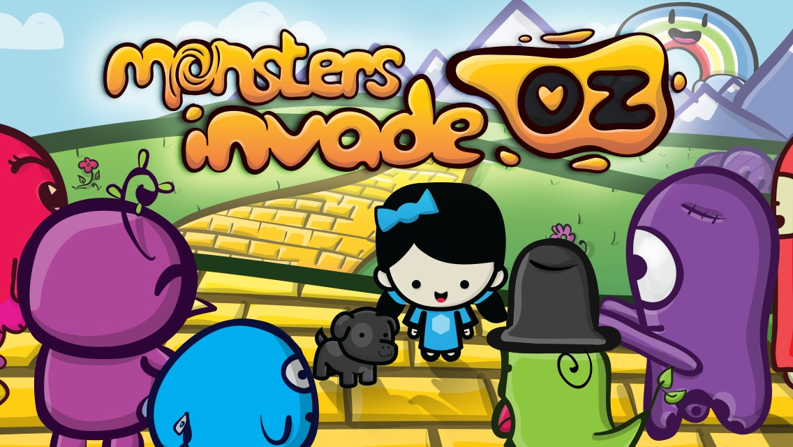 Improving Freemium Design - Monsters Invade: Oz - SoSialPolitiK