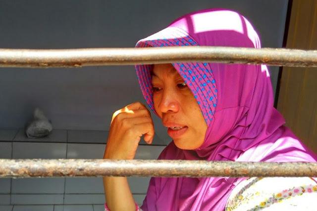 Ibu Nuril Dipenjara