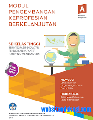 Modul PKB SD Kelas Atas Revisi 2018