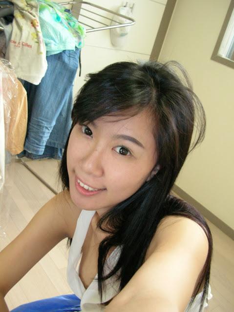 Really Beautiful Korean girl's nipple exposure self shots leaked (12pix)