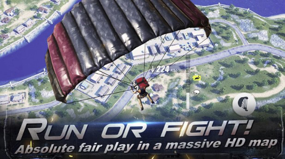 Rules of Survival Apk PUBG for Android