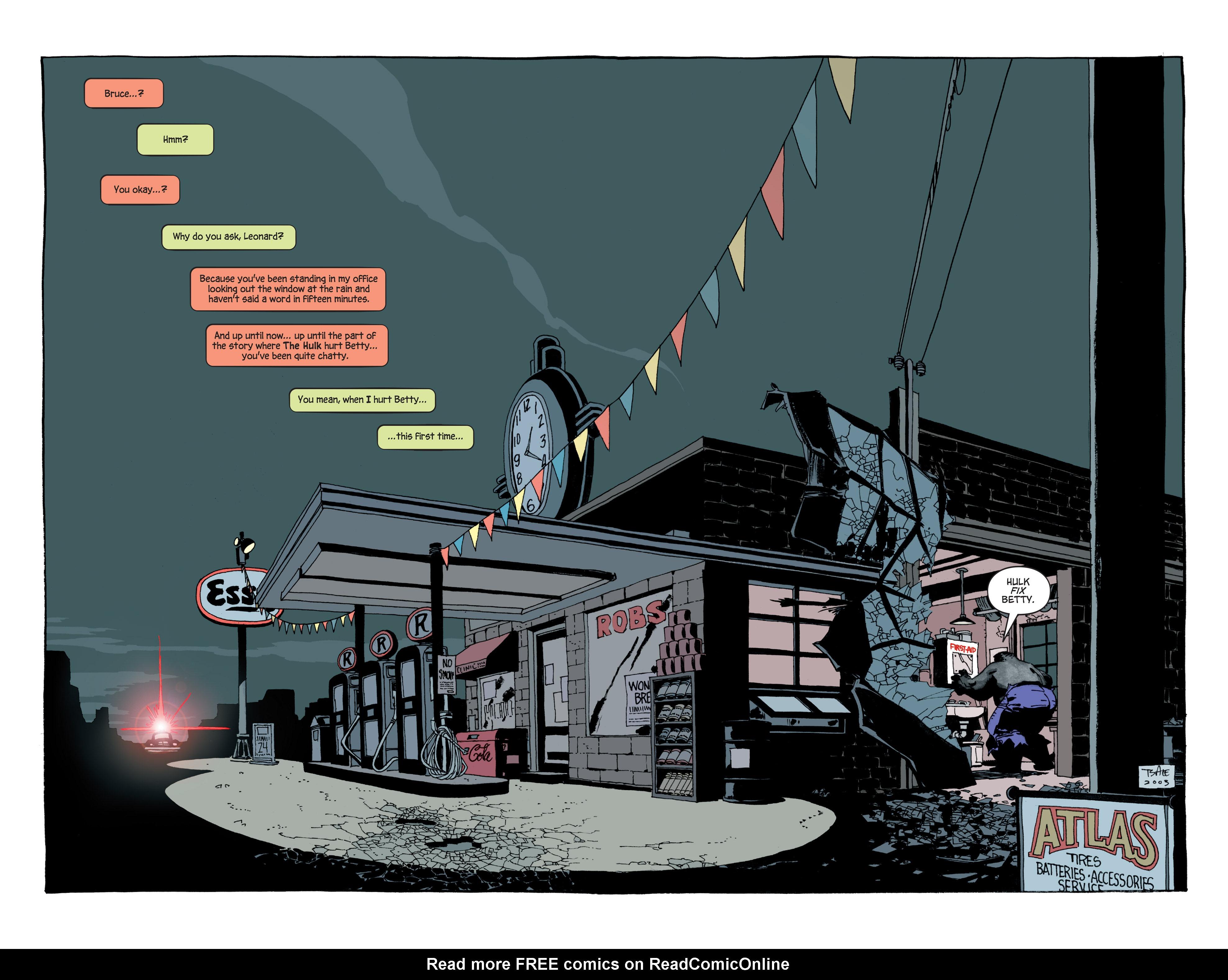 Read online Hulk: Gray comic -  Issue #5 - 4