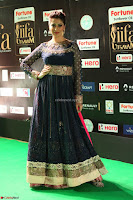 Raai Laxmi in Beautiful Backless Designer Anarkali Gown at IIFA Utsavam Awards 2017  Day 2  Exclusive 54.JPG