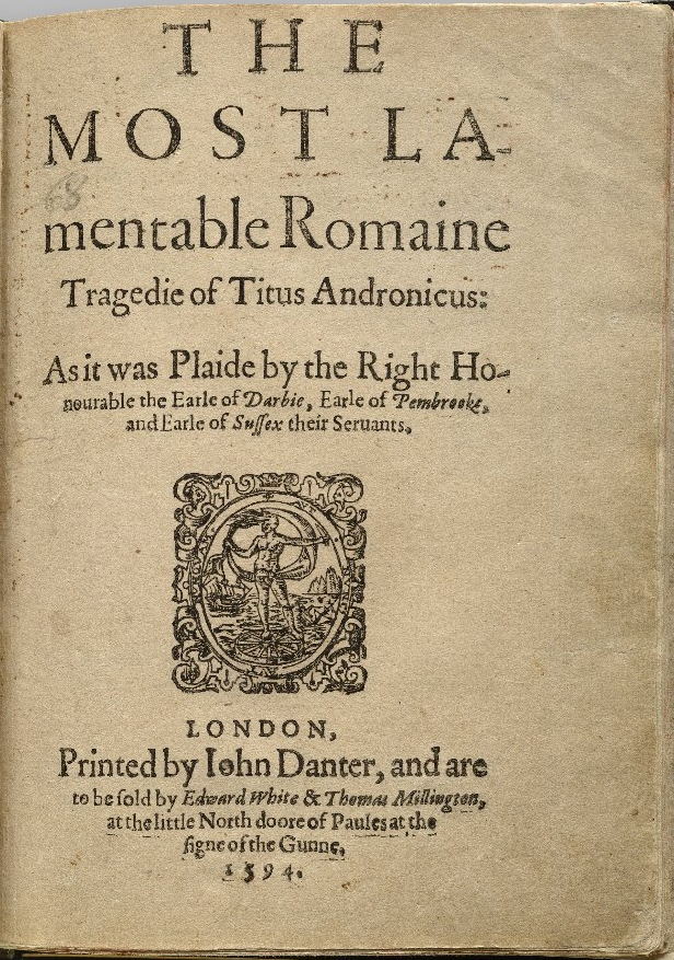 differences in characters in titus andronicus Feast [thomas s flowers  there are a few lgbtq characters in the  there are some plot differences between 'titus andronicus' and 'feast' but on the whole it is.
