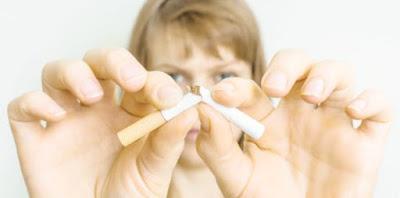 Evita consumo Tabaco