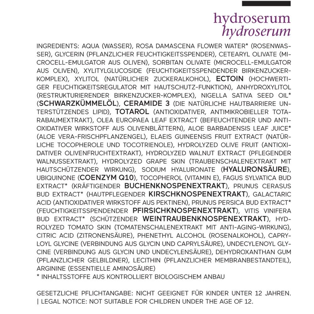 Sérum hydratant - RINGANA